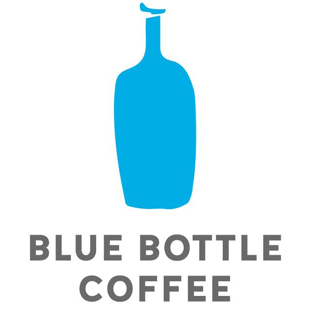 ブルーボトルコーヒー BLUE BOTTLE COFFEのロゴマーク